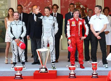 A direção da Ferrari comemorou o resultado como o início de uma volta ao topo. Em Mônaco, a equipe italiana retornou ao pódio com uma terceira posição de Kimi Raikkonen. Além disso, Felipe Massa apareceu em seguida, em quarto.