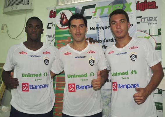 Remo Danilo,Samir e Renan-MQuadros