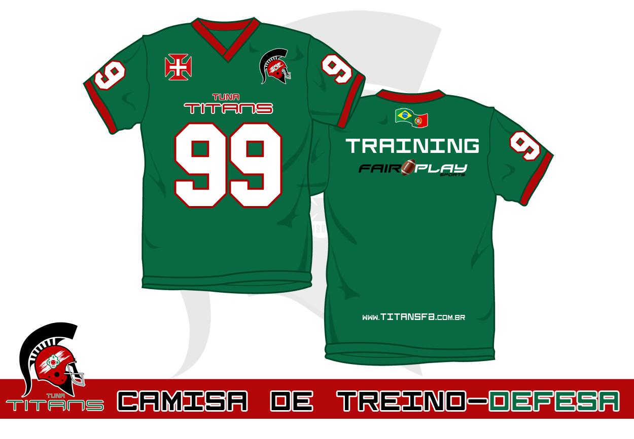 Tuna faz parceria com time de futebol americano – Blog do Gerson ... 8cb2199911a1c