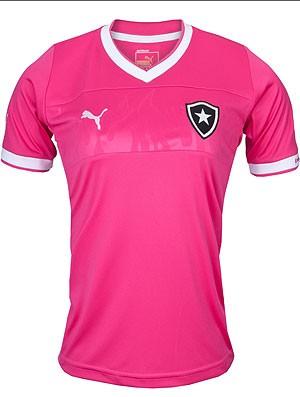 Camisa rosa vaza e divide a torcida botafoguense – Blog do Gerson ... 43aeefcc3cffc