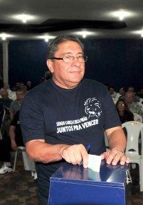 Remo Eleicoes 2013 a 2014-Candodato Sergio Cabeca-MQuadros