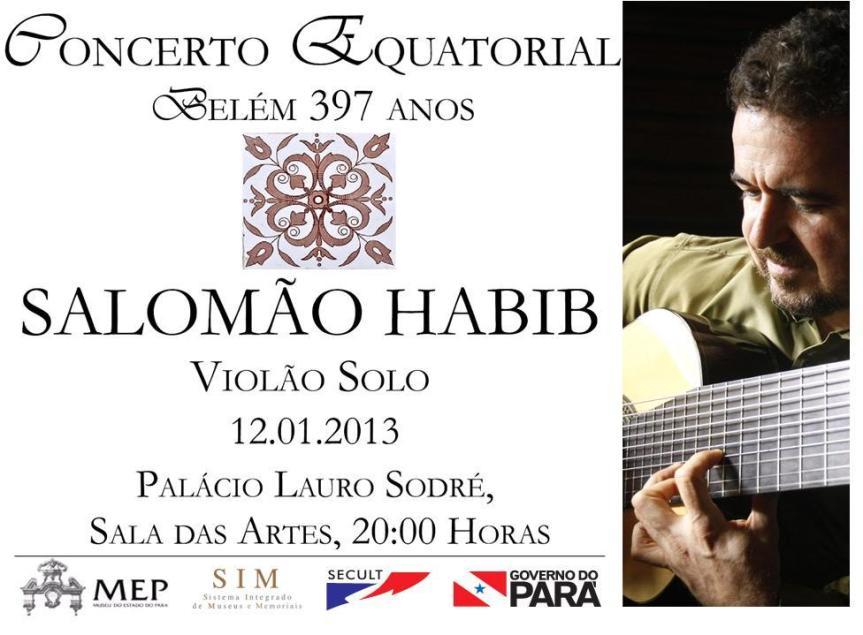 convite salomão habib