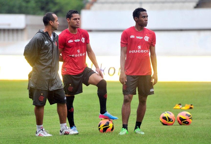 Flamengo treino em Belem-Mario Quadros (6)
