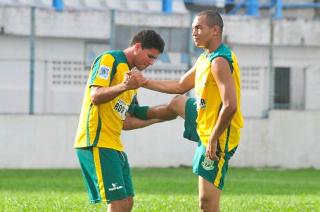 PFC Jogador e Bea-Mario Quadros