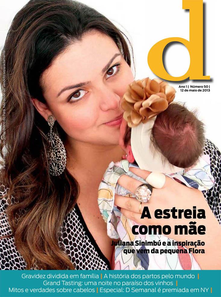 Capa Revista D Semanal 120513
