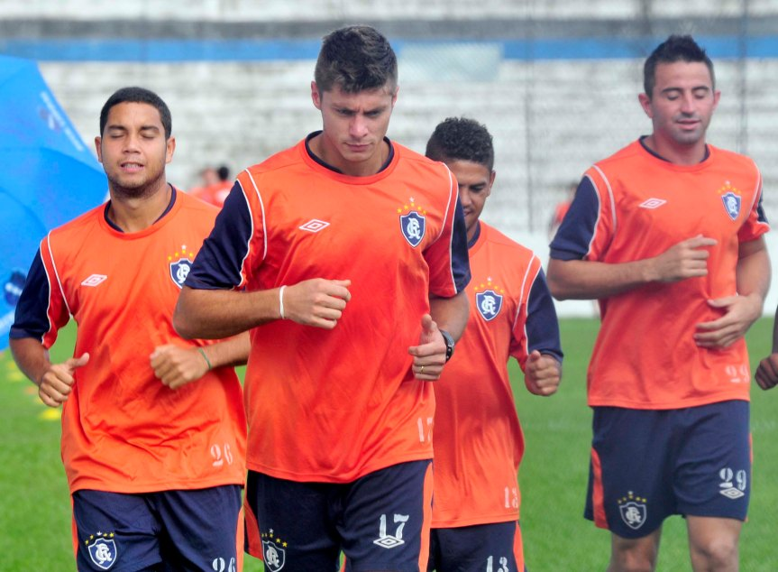 Remo Endy,Carlinhos,Capela e Leandro-Mario Quadros