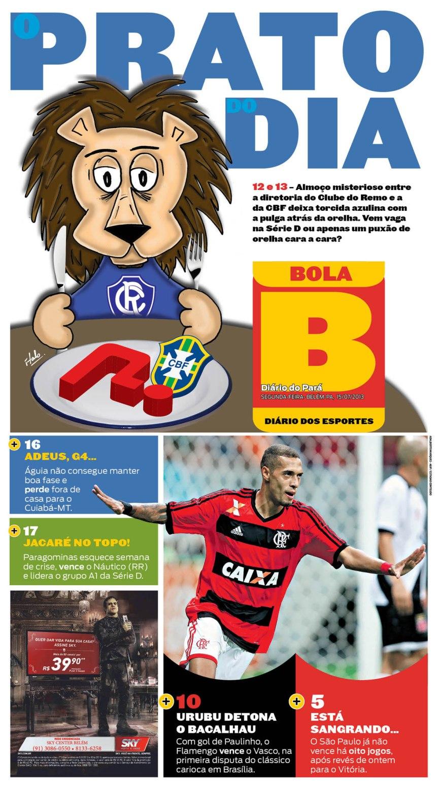 CAPA BOLA