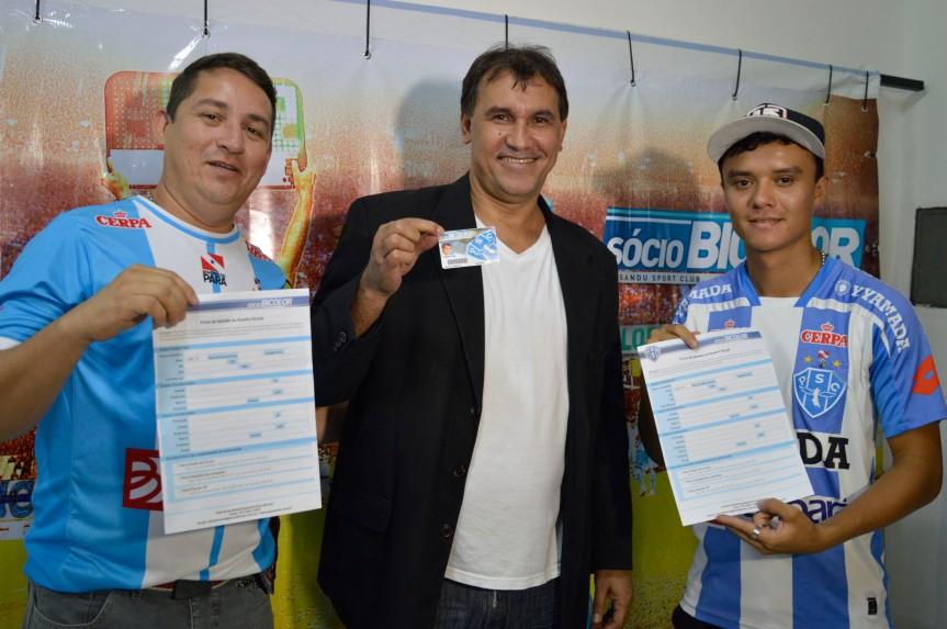 PSC lancamento do socio bicolor-Mario Quadros (8)