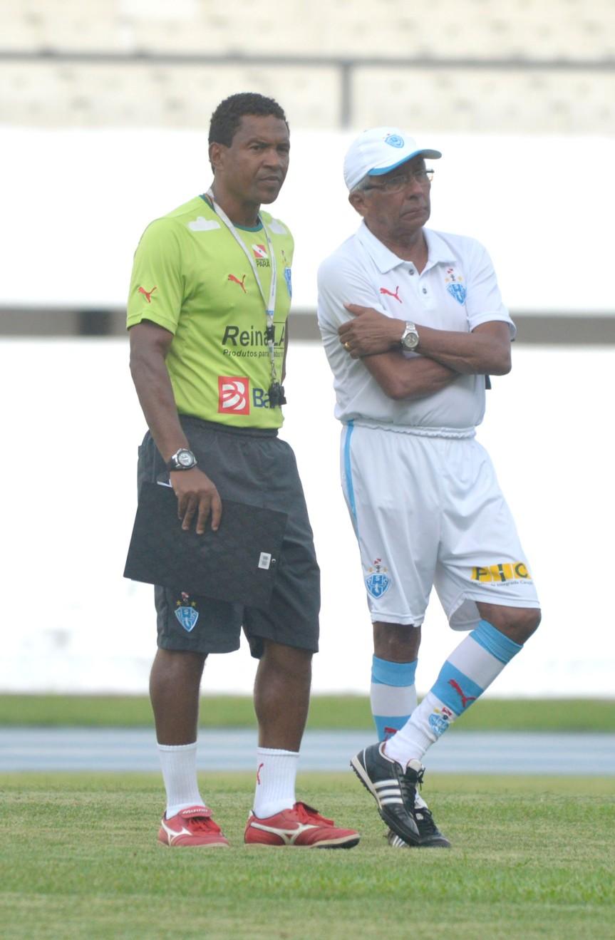PSC Rogerinho e Givanildo-Mario Quadros