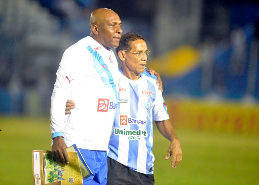 PSCXS Caetano homenagem ao ex jogador Mendonca-MQuadros