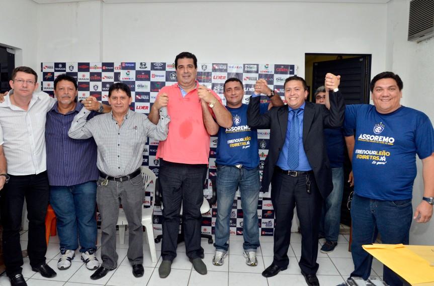 Remo Mauricio,Pirao,Miguel,Tiago e Stefani-Mario Quadros
