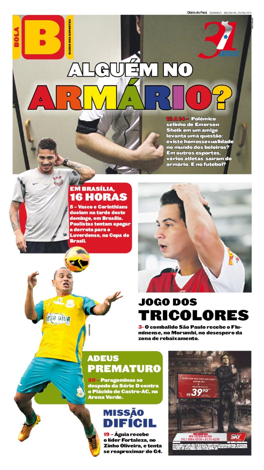 capa do bola 25-08-2013o