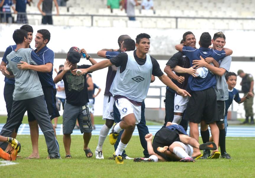 Copa Norte Sub20 decisao RemoXholanda-Mario Quadros (28)