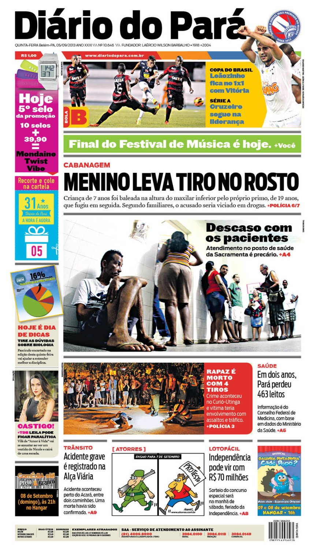 capa QUINTA 05-09-2013