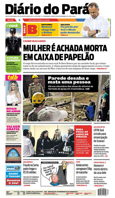capa sexta 20-09-2013