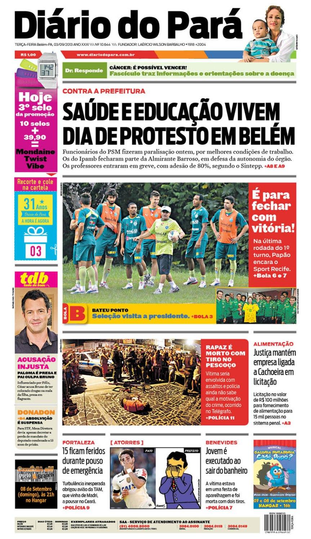 capa terça 03-09-2013