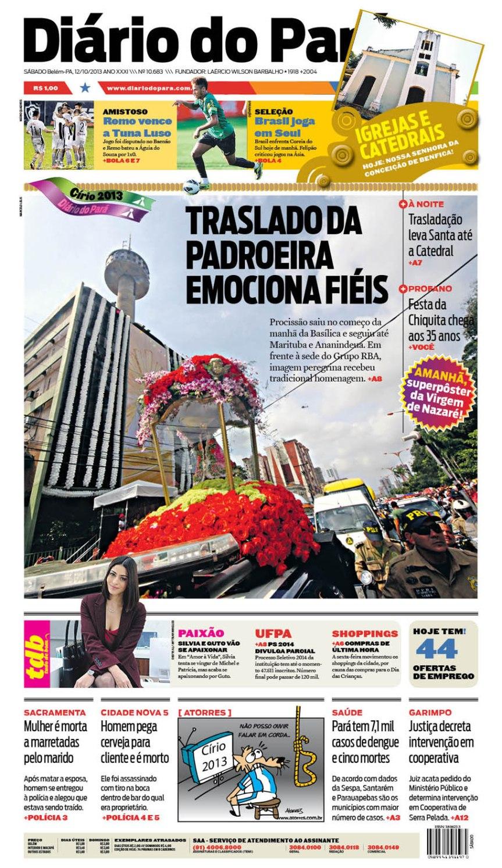 capa sabado 12-10-2013