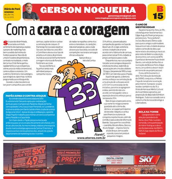 9cd79b5b69 Grandes clubes brasileiros já lançaram campanhas para vender camisas