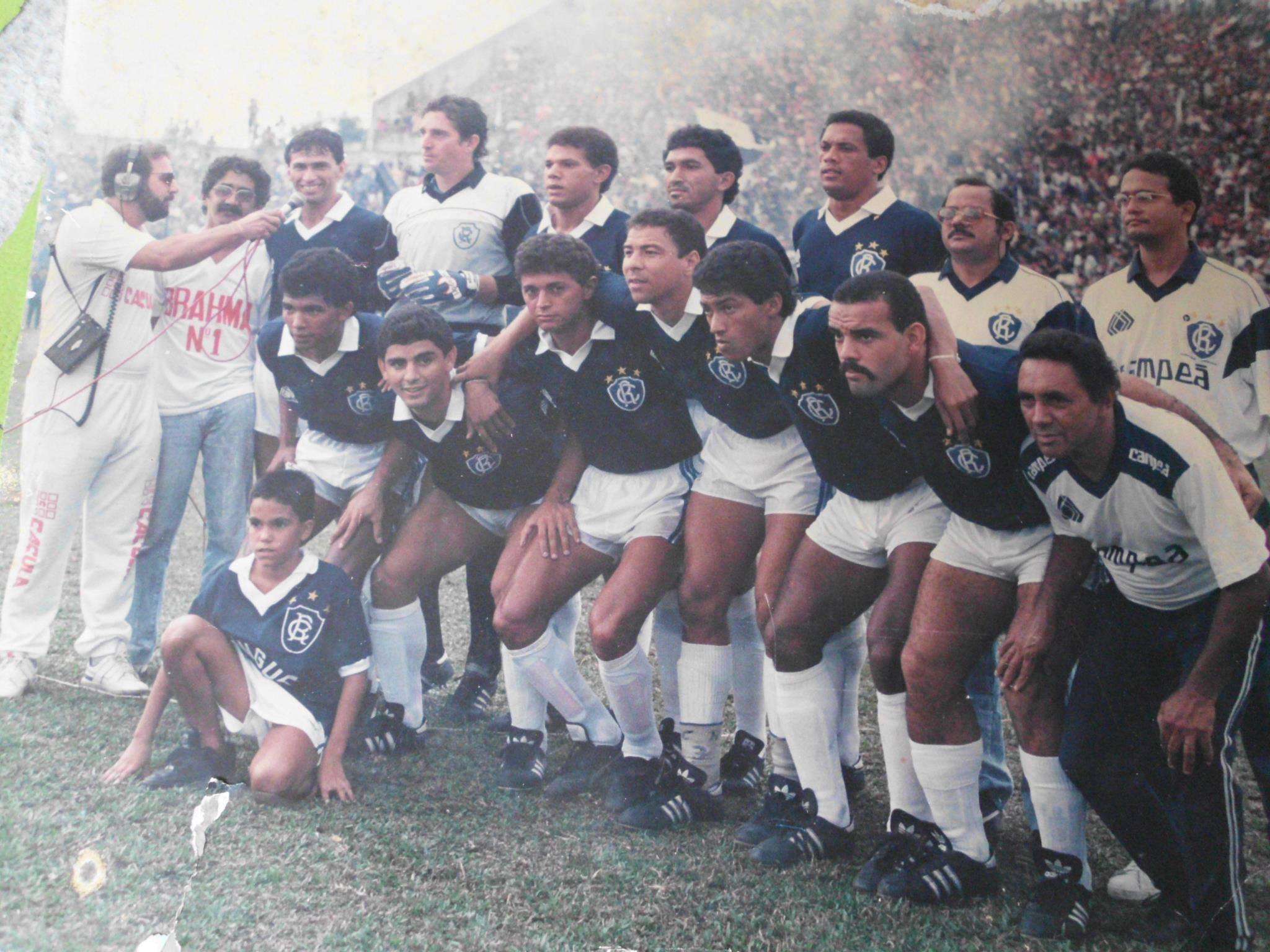 Resultado de imagem para REMO FC 1987