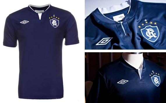 Site Goal elege as 10 camisas mais bonitas da temporada e inclui a do Clube  do Remo na lista. A relação 208834a3d4f38