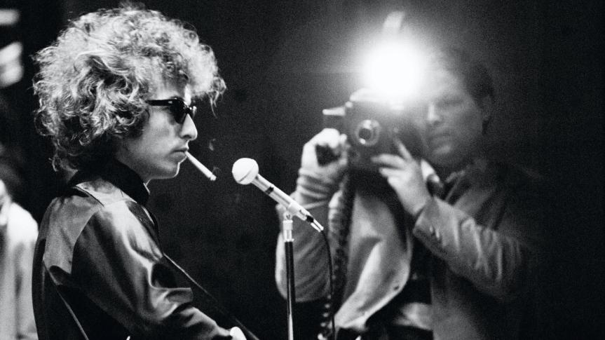Bob Dylan en tournÈe en Angleterre