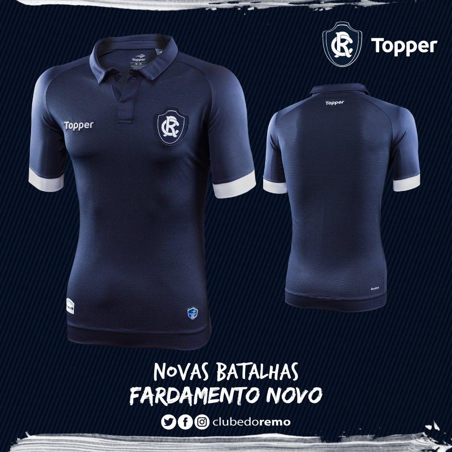 443167a855 Leão e Topper lançam a nova linha de uniformes – Blog do Gerson Nogueira