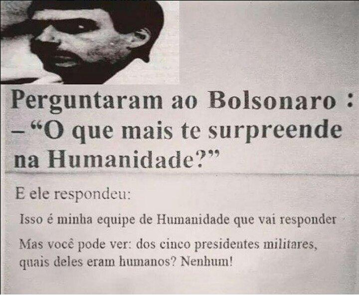 Pensata bolsonazi – Blog do Gerson Nogueira