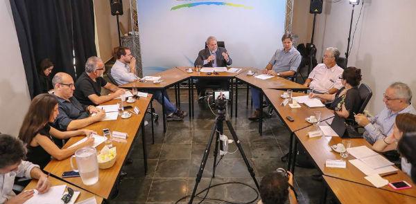 """Lula: """"A harmonia vai voltar ao Brasil"""" – Blog do Gerson"""
