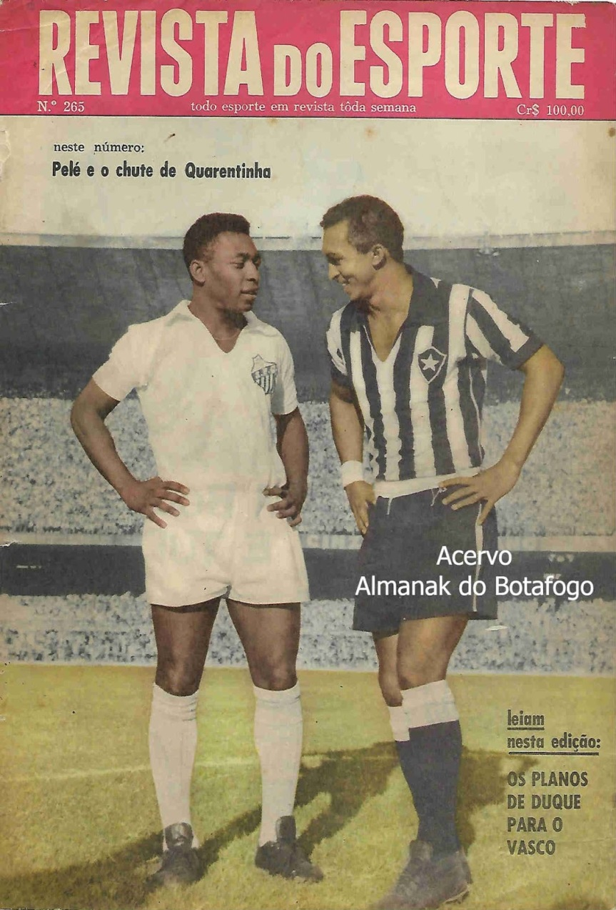 Quarentinha - Revista do Esporte