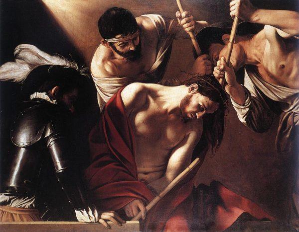 jesus-coroacao-de-espinhos-caravaggio-600x467
