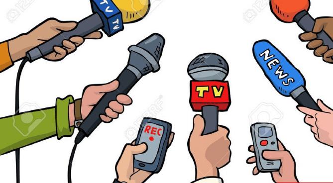 jornalistas