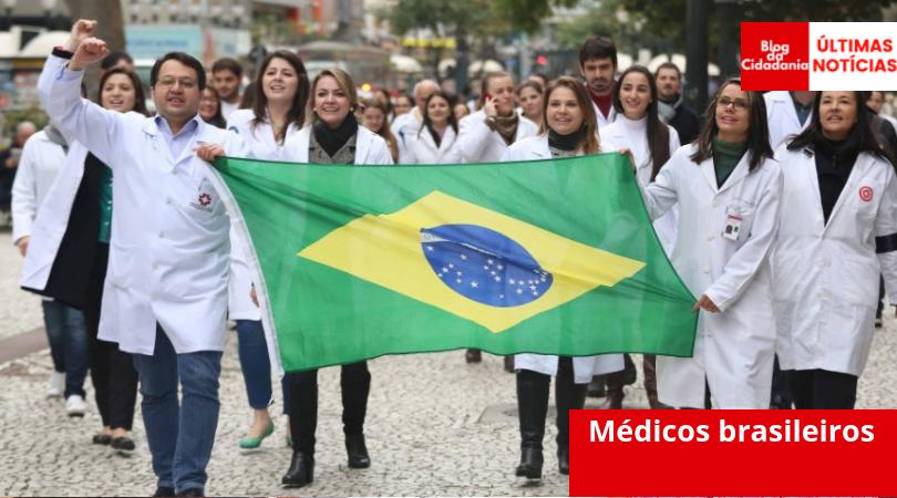 médicos-brasileiros