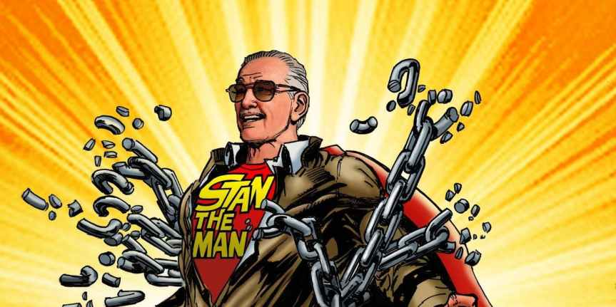 Stan-Lee-Superhero